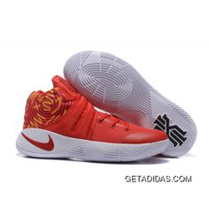 new product bc285 bbe65 Nike Kyrie 2 Red White 2017 Basketball Shoes Copuon Code, Price   98.76 -  Adidas Shoes,Adidas Nmd,Superstar,Originals