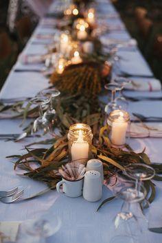 Namibian Desert Wedding - #weddingdecor
