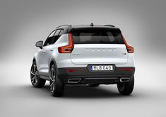 volvo XC40 compact SUV named 2018 european car of the year
