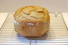 Breadmaker gluten free bread