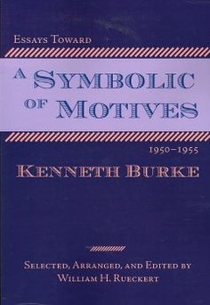 "Essays toward a symbolic of motives, 1950-1955 - Here Burke, hailed as one of the most original thinkers of the twentieth century and the ""accidental originator"" of cultural studies, devises basic requirements for a dramatistic poetics, applies it to dramatic analyses of such works as the Orestes trilogy and Othello, and then works his way to a brilliant analysis of Goethe's Faust."