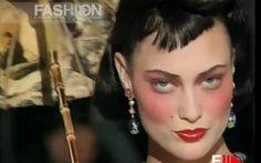 Dior  1997秋冬高定  GEISHA By John Galliano Long Stories, John Galliano, Geisha, Bobby Pins, Dior, Hair Accessories, Beauty, Vintage, Dior Couture