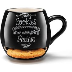Milk and Cookies Lover Mug | Avon ($9.99) ❤ liked on Polyvore featuring home, kitchen & dining, drinkware and avon