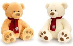 Medvídek se šálou 20 cm