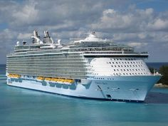 Royal Caribbean's Oasis of the Seas - Thanksgiving 2014