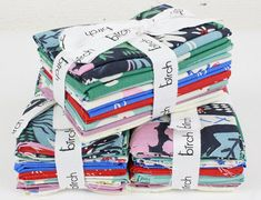 Wonderland - 10 FQ (Fat Quarter) Bundle - Organic #supplies @EtsyMktgTool http://etsy.me/2rJkXoF