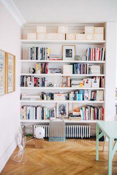 En casa de… Juliette y Tomas de Designer Box   http://www.conbotasdeagua.com/en-casa-de-designerbox/