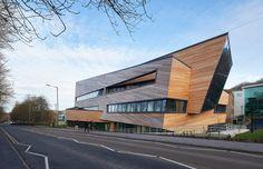 Ogden Centre for Fundamental Physics designed by Studio Libeskind