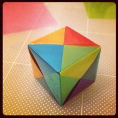 origami w cellophane paper - @chinhako- #webstagram