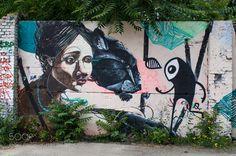 pinturas calles de berlin. de juakinmedina