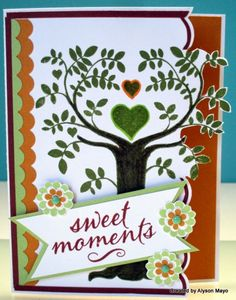 Create with Alyson: September SOTM Blog Hop - Family is Forever