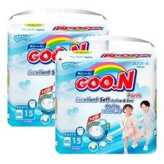Mua ngay Bộ 2 gói tã quần Goon Jumbo XXXL15 (18-30 kg) chính hãng giá tốt tại Lazada.vn. Mua hàng online giá rẻ, bảo hành chính hãng, giao hàng tận nơi, thanh toán khi giao hàng!