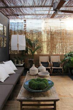 41 Confortable Terrace Garden Design Ideas for Valentine's Day - Home-dsgn Outdoor Areas, Outdoor Rooms, Outdoor Living, Outdoor Decor, Terrace Garden Design, Garden Seating, Gazebos, Patio Interior, Backyard Patio