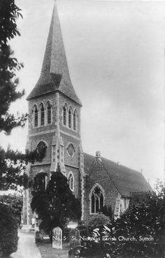 St. Nicholas Parish Church, Sutton, Surrey