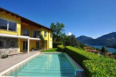Die schönsten Airbnb's der Schweiz Mansions, House Styles, Outdoor Decor, Travel, Winter, Home Decor, Videos, Perfect Place, Nordic Style