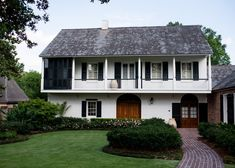 An intricate look into the life, work, and relationships of architect A. Home Architecture Styles, Southern Architecture, Architecture Details, Louisiana Homes, Copper Lighting, Our Town, Southern Homes, Exterior Lighting, Architectural Salvage