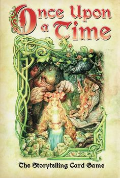 The Geekiest Board Games: Once Upon A Time, a board game based on storytelling