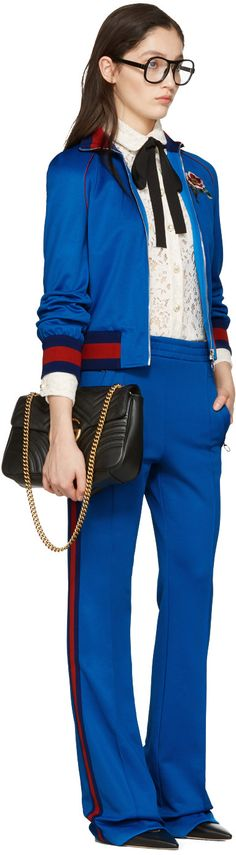Gucci - Yes, it's expensive Gucci - but you still shouldn't wear it to the office.