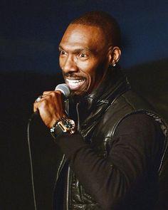 Comedian Charlie Murphy Performs at The Orleans Showroom July Soul Train Dancers, Hollywood Story, Black Comics, Handsome Black Men, African American Men, Comedy Central, Man Humor, Black People, Comedians