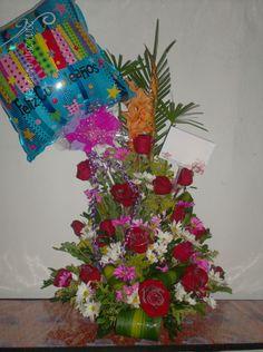ramo de cumpleaños