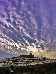 Mértola Castle #Portugal