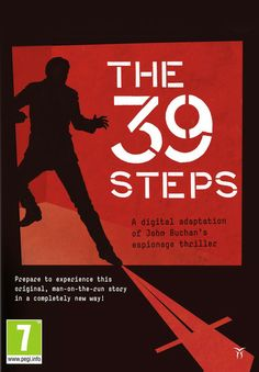 Prepare to experience the original man-on-the-run thriller in a completely new way. In this digital adaptation by The Story Mechanics, be transported back to 1914 London, where Richard Hannay finds himself framed for a murder he didn't commit. The 39 Steps, Xbox 1, Black Ops 3, You Have Been Warned, Staying Alive, Read More, New Books, Thriller, Novels