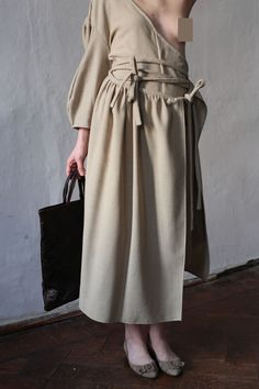 53d8e51731de Skirt and dress in cotton FALL 2016 Masha Andrianova www.etsy.com/shop