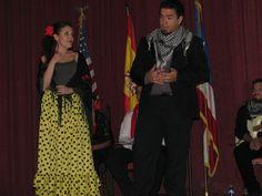 "Monica Placido (soprano) and Jean Carlos Martinez (tenor) sing ""Torero Quiero Ser"""