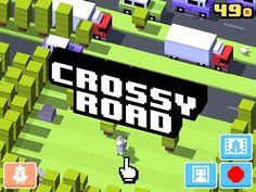 Crossy Road High Score - 580 - YouTube