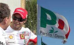 Il #PD vuole Felipe #Massa! #Sapevatelo! #faride