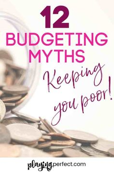 12 crazy myths about the budget you probably believe – perfect game – How To Make Money management Budgeting Tools, Budgeting Worksheets, Budgeting Finances, Making A Budget, Making Ideas, Ways To Save Money, Money Saving Tips, Money Tips, Budgeting