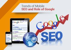Worried about #mobile #SEO #rankings? Read this @ http://www.webmediaxpert.com/trends-mobile-seo-role-google/ to know some #vital #aspects of mobile search, and the #important #role that #Google plays.