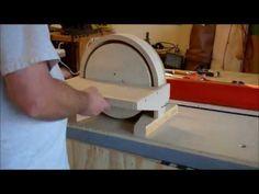 Building a Disc Sander
