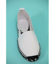 c1be0b97e8d Walk And Love Ballerines Chaussures Espadrilles Walk And Love Blanc