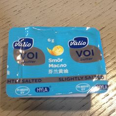 Valio butter