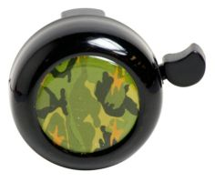On trend: Camo bike bell | Shared by velojoy.com