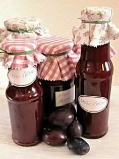 Chilli švestková omáčka Home Canning, Jam And Jelly, Food Gifts, Chutney, Sugar Free, Spices, Food And Drink, Cooking Recipes, Favorite Recipes
