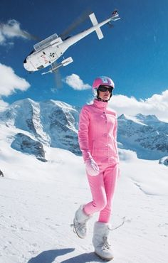 Dashing Ski Chic by Bogner...i can see it now..