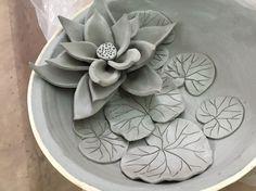 Lotus bowl.