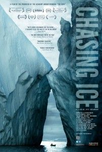 chasing ice...actually saw this at Sundance and got to hear the director answer questions and reveal the purpose of his message...the weight it bore on him...just great.