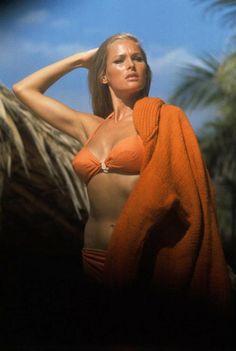 Ursula Andress, 60s | Temple Towels, www.templetowels.com