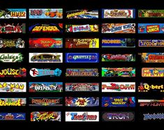 Carpa de clásicos Arcade para reproducción | Etsy Arcade, Backlit Signs, West Linn, Local Hardware Store, Plexus Products, All Print, Large Prints, Header, Satin Finish