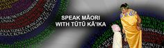 Speak Māori