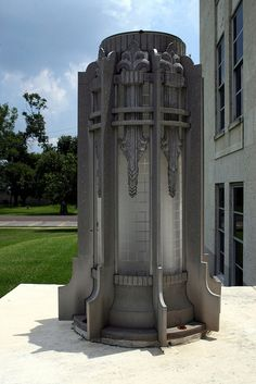 chambers county courthouse c. 1931, art deco