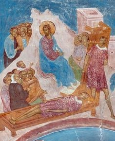 Christ and the Paralytic