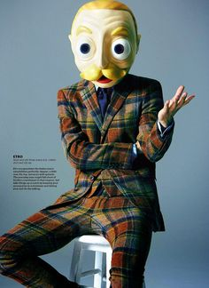 Yusuke Ogasawara captured by Joel Low and styled by Doreen Tan, for the September 2014 issue of Esquire Singapore.