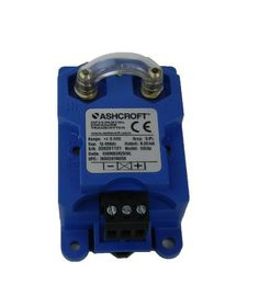 Ashcroft Type CXLdp Low Pressure Differential Transmitter, 1-4 in. Barbed Male Connection, 4-20mA Outpu