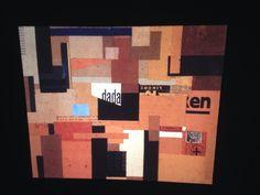 """Hannah Hoch """"Dada Collage"""" German Dadaism Weimar Photomontage 35mm Art Slide"""