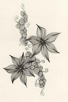 #95 - dainty little flowers