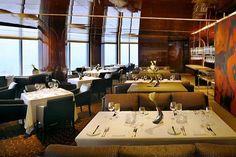 the 'World's Highest' Restaurant: AT.MOSPHERE